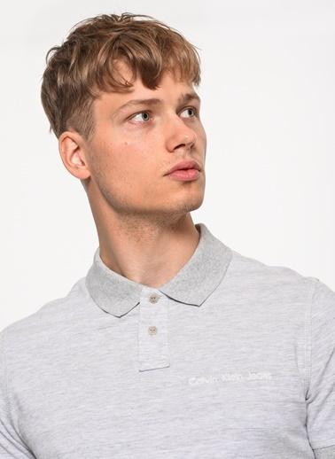 Polo Yaka T-Shirt-Calvin Klein